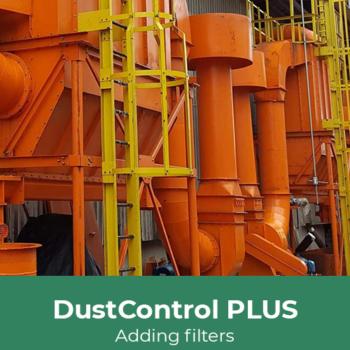 Dust Control plus